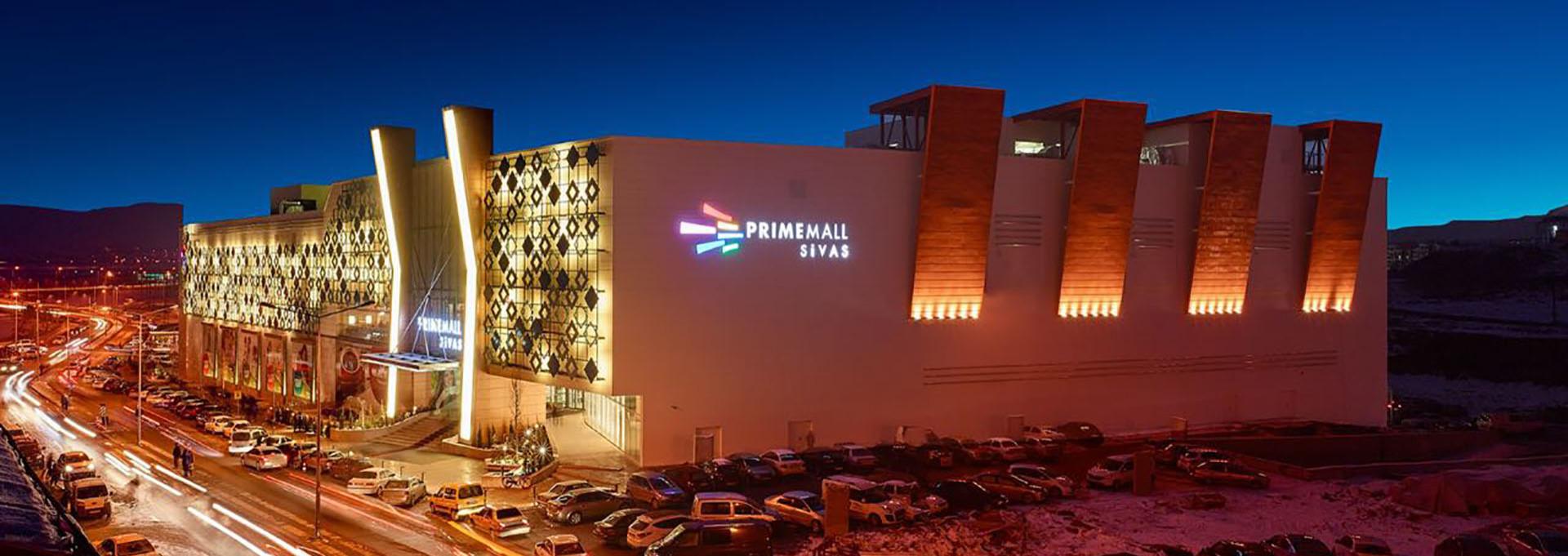 Primemall Sivas